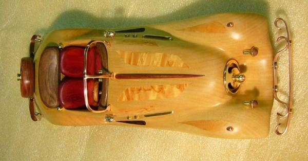 Родстер в джазовой обработке (Фото 2)