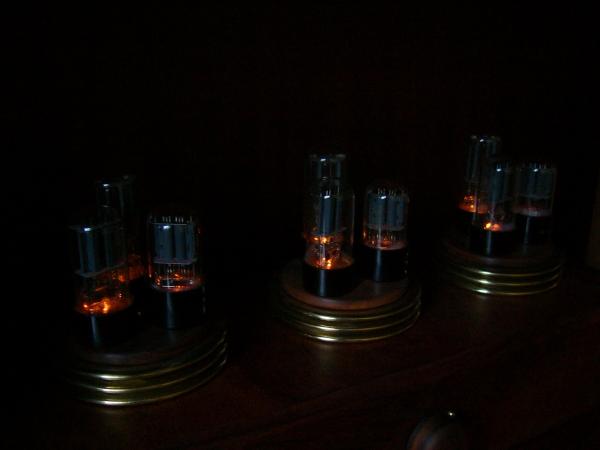 Трехкаскадный усилитель мощности (Фото 3)
