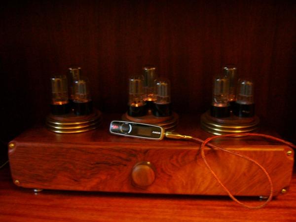 Трехкаскадный усилитель мощности (Фото 5)