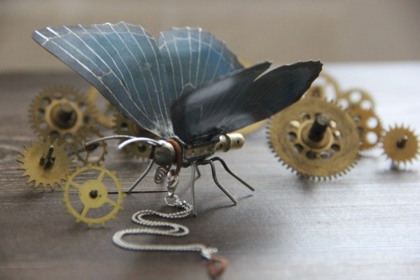 Шарнирная куколка Виктория и ее бабочка Молли (Фото 4)