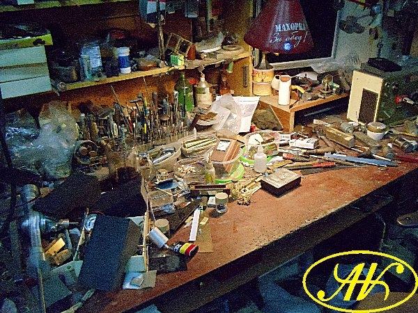 Артелерия на столе (Фото 2)