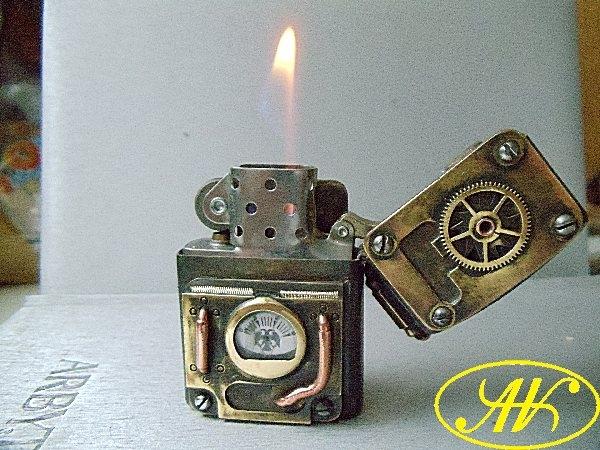 Одна из моих зажигалок (Фото 5)