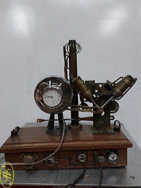 Паровые часы. (Фото 8)