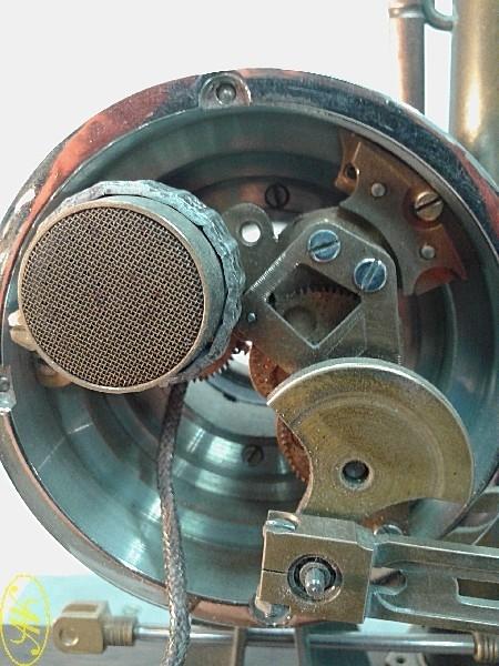 Паровые часы. (Фото 3)