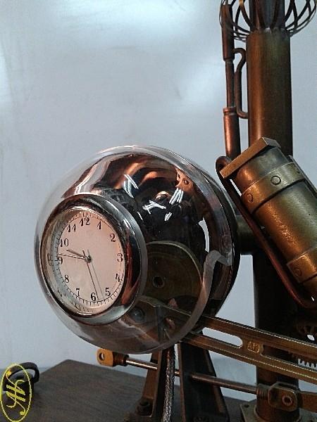 Паровые часы. (Фото 9)