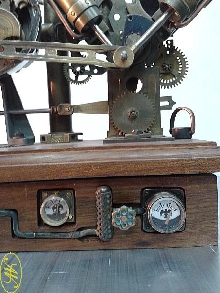 Паровые часы. (Фото 2)