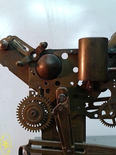 Паровые часы. (Фото 6)