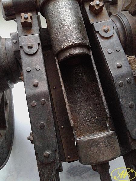 Артиллерия на столе очередная работа. (Фото 10)