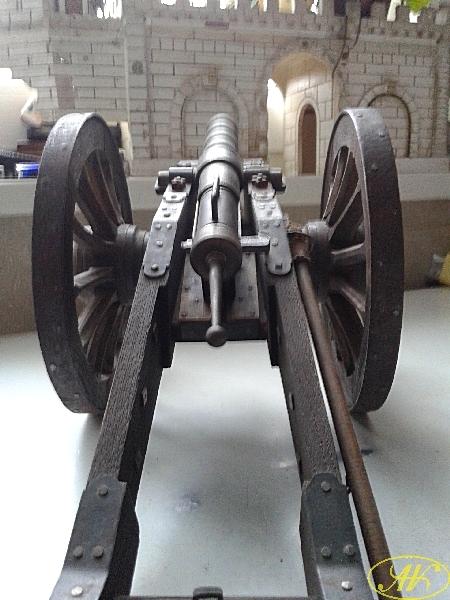 Артиллерия на столе очередная работа. (Фото 3)