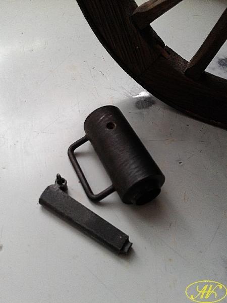 Артиллерия на столе очередная работа. (Фото 12)