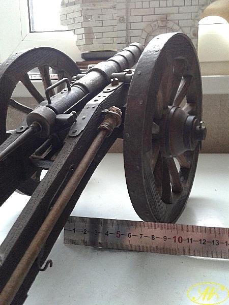 Артиллерия на столе очередная работа. (Фото 5)