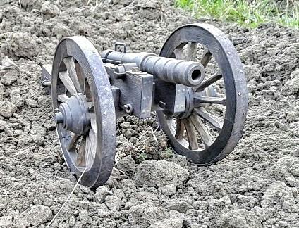 И снова про артиллерию на столе.