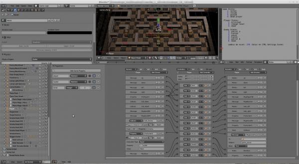 Steampac 3D или пакмэн на паровом ходу.