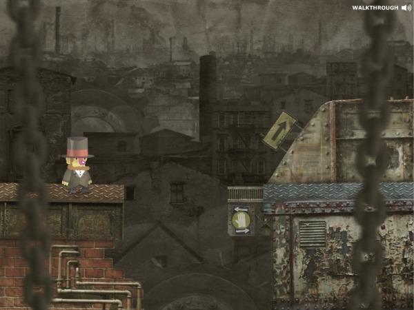 Игра Steampunk Odyssey