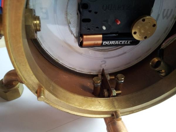 Паро-магнитный часометр барабанного типа (Фото 6)