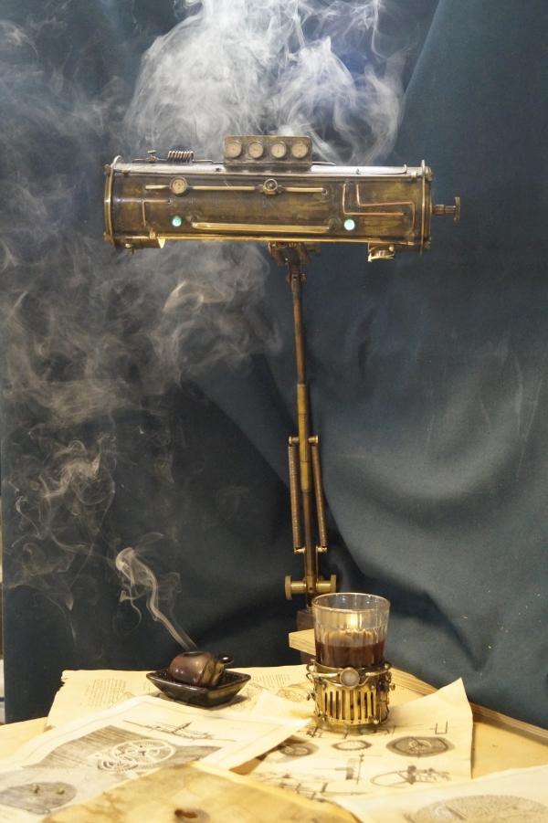 Настольная лампа в стиле .