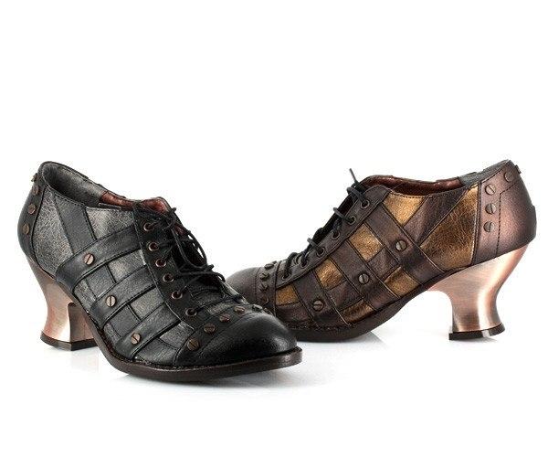 Обувь в стиле Steampunk