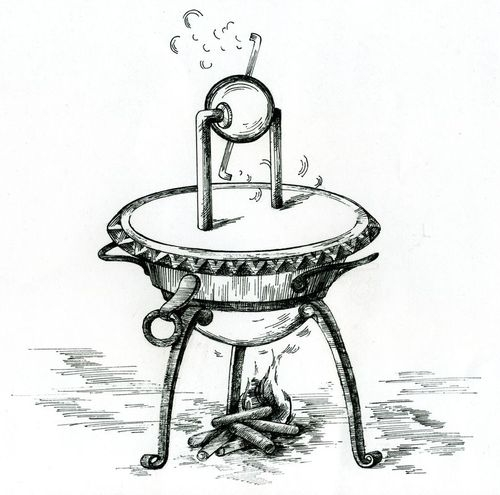 Steampunk Revolution. Или история эволюции парового двигателя. (Фото 3)