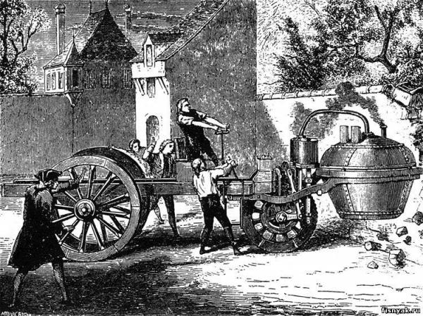 Steampunk Revolution. Или история эволюции парового двигателя. (Фото 5)