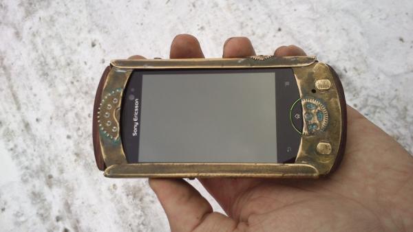 Чехол Для Sony Ericsson (Фото 5)
