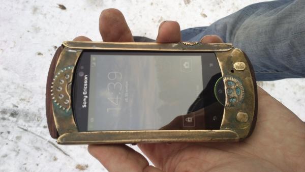 Чехол Для Sony Ericsson (Фото 4)