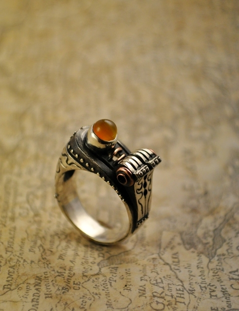кольцо волшебника