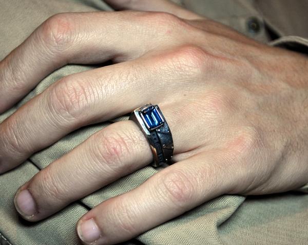 steampunk ring, стимпанк кольцо