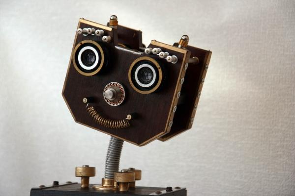 Робот Петя