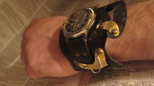 мой первый ремешок для часов (Фото 4)
