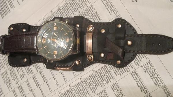 браслет(возможно для часов,возможно как отдельный аксессуар) (Фото 6)