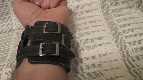 новый браслет(как у Джонни Деппа)усовершенствованный. (Фото 7)