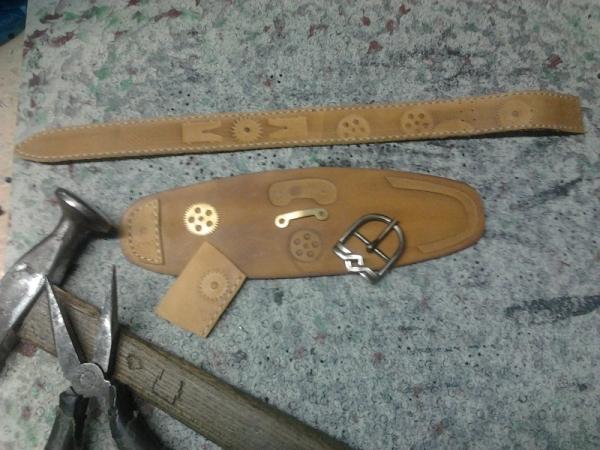 браслет-напульсник (Фото 5)