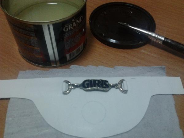 браслет-напульсник для доченьки (Фото 5)