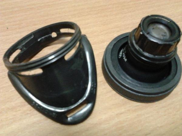 тюнинг стандартных сварочных очков (Фото 7)