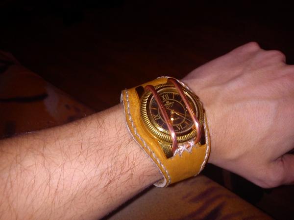 """Часы """"лейзи-стим"""" (Фото 4)"""