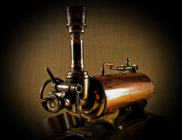 Паровой агрегат (Фото 4)