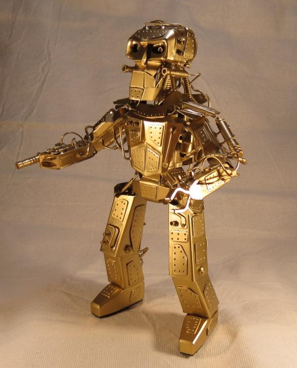 Тренировочный робот )