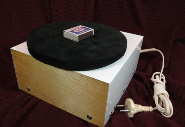 Вращающийся столик для видеосъемки
