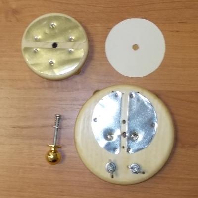 Детали конденсатора