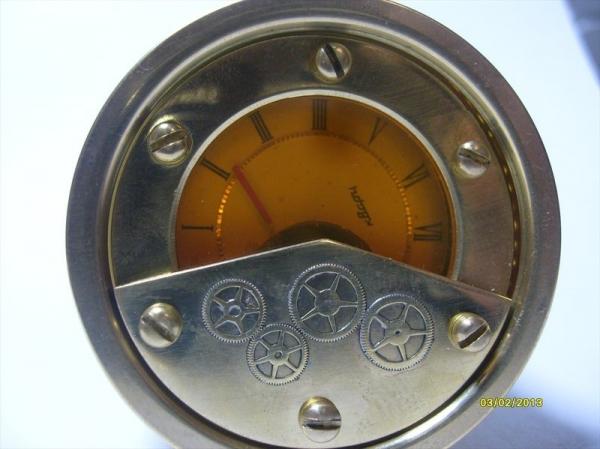 Стрелочный индикатор для усилителя мощности (Фото 9)