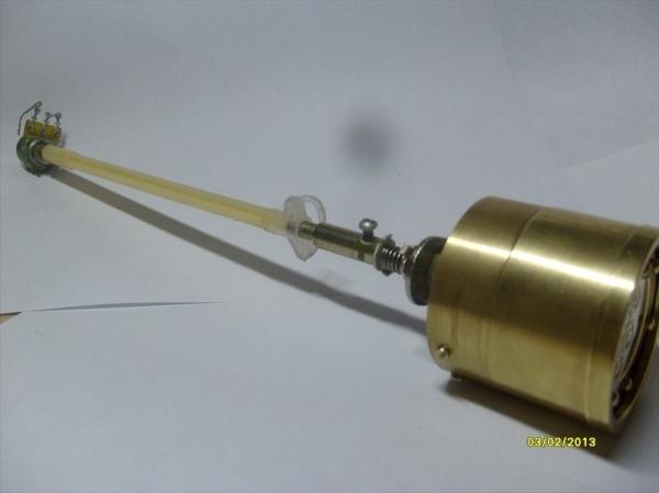 Стрелочный индикатор для усилителя мощности (Фото 14)