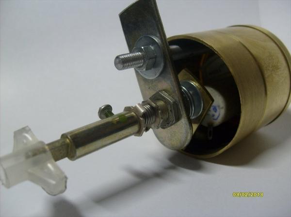 Стрелочный индикатор для усилителя мощности (Фото 11)
