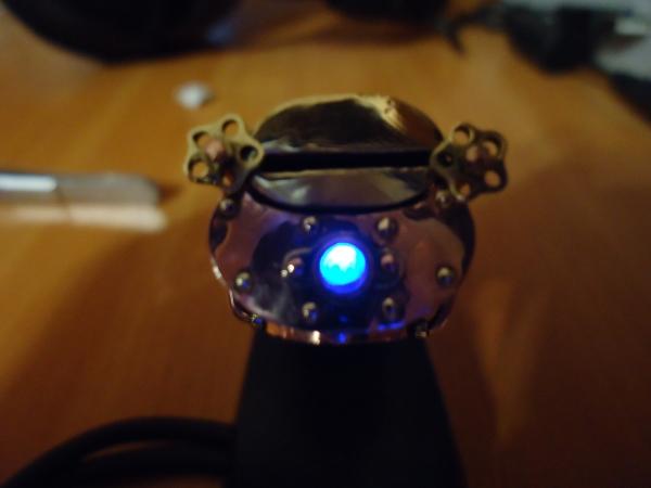 Коллайдер гудрон