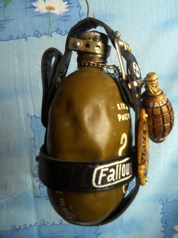 Армейская фляга (Фото 8)