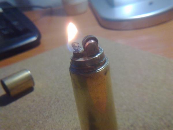Самодельная зажигалка (Фото 3)