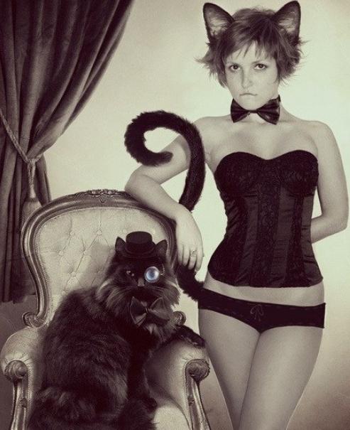 КотЭпанк или Мартовские коты) (Фото 20)