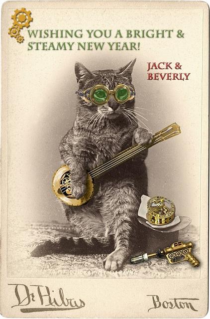 КотЭпанк или Мартовские коты) (Фото 16)