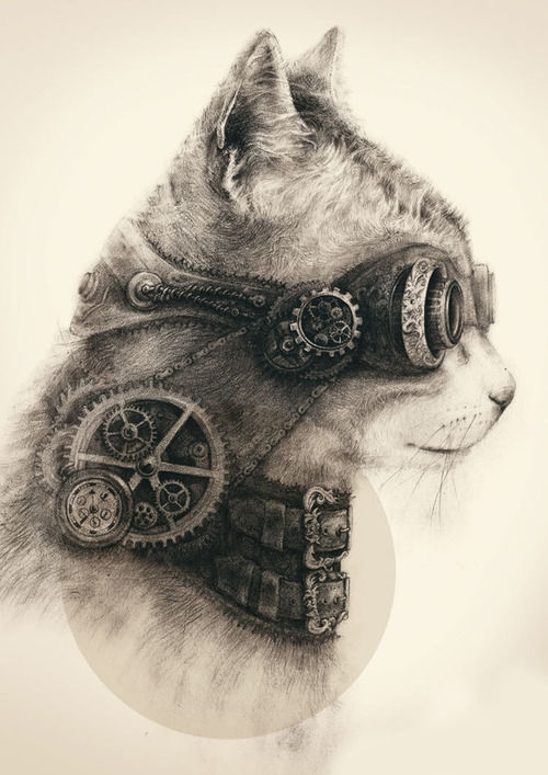 КотЭпанк или Мартовские коты) (Фото 19)