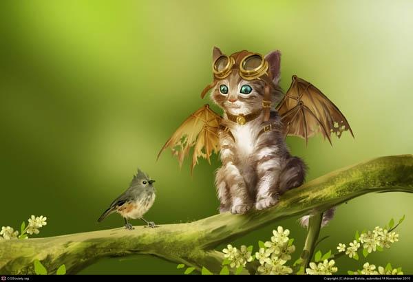 КотЭпанк или Мартовские коты) (Фото 7)