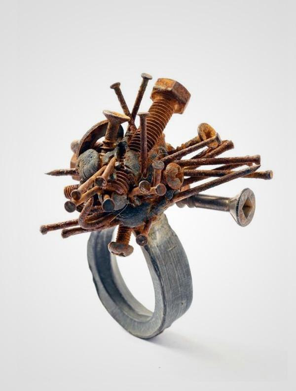 Кольца такие разные) (Фото 4)